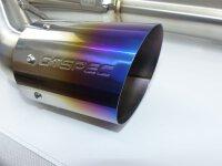 GTSPEC CAT-BACK System Mazda 2.3 MPS Turbo BK 2003-