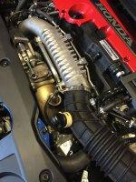 Invidia Downpipe inkl. Race Kat 200cpi Honda Civic Type R FK2 Bj. 15-17