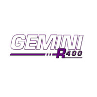 Invidia Gemini R400 Subaru WRX STI GV VA Limousine Bj.11-18 Titan/blau Endr.