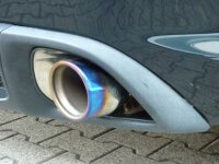 Invidia Q300 Mazda RX8 Typ SE17 10/03-