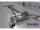 Invidia Gemini Nissan 350Z Edelstahl gebördelt Endrohre
