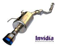 Invidia G200 Nissan Juke 2WD Nismo+RS 214PS/218PS Endr.110mm