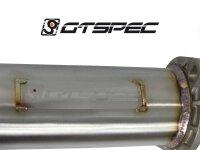 GTSPEC Down/Frontpipe + race cat Subaru Impreza Bj.08- 230PS/300PS+Limousine 2011+2014-